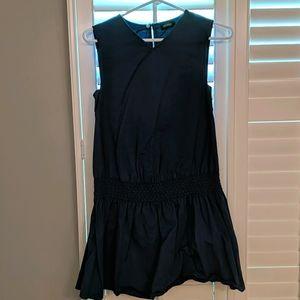 Kate Spade Saturday SL Drop Waist Ruched Dress XS
